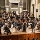 Lauryna Bendžiūnaitė, Modestas Pitrėnas ir Lietuvos nacionalinis simfoninis orkestras. E. Volgino nuotr.