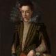 """Lavinia Fontana, """"Merginos portretas"""". Madrido Prado muziejus"""