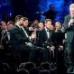"""Leifas Karlssonas ir orkestras """"Trimitas"""". D. Matvejevo nuotr."""