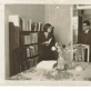 Chackelis Lemchenas su žmona Ela savo namuose Šiauliuose apie 1929 m. Nuotr. iš VVGŽM rinkinių