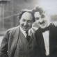 Leopold Godowsky ir Charlie Chaplin. hilobrow.com nuotr.