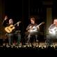 Los Andželo gitarų kvartetas. D. Matvejevo nuotr.