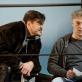 """Tomas Pavilionis (Markizas)  ir Dmitrijus Golovninas (Aleksejus) operoje """"Lošėjas"""". M.Aleksos nuotr."""