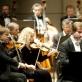 Nikolajus Luganskis ir Lietuvos valstybinis simfoninis orkestras. T. Bauro nuotr.
