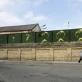 Tank Petrol, Lukiškių kalėjimą juosianti tvora. H. Haven nuotr.