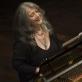 Martha Argerich. A. Heitmano nuotr.