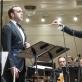 Modestas Sedlevičius, Modestas Pitrėnas ir Nacionalinis simfoninis orkestras. D. Matvejevo nuotr.