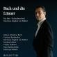 Martyno Švėgždos von Bekkerio koncertų Vokietijoje afiša