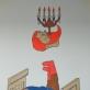 """Maija Kurševa, kūrinio """"Charmso ritmas"""" fragmentas. 2013 m. J. Lapienio nuotr."""
