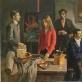 """Maija Nora Tabaka, """"Grupe jaunų menininkų"""". 1969 m."""