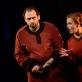 "Gitana Pečkytė (Ledi Makbet) ir Stanislovas Trifonovas (Makbetas) operoje ""Makbetas"". M. Aleksos nuotr."
