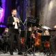 Vytautas Giedraitis, Donatas Katkus ir Šv. Kristoforo kamerinis orkestras. A. Rakausko nuotr.