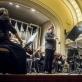 Liudas Mockūnas, Martynas Stakionis ir Nacionalinis simfoninis orkestras. D. Matvejevo nuotr.