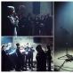 """Mantvydas Pranulis """"Vilnius Lab"""" finaliniame koncerte. T. Tereko nuotr."""