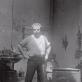 Medardo Rosso, autoportretas studijoje (Boulevard des Batignolles). 1901 m.