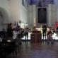 """Ansamblis """"Canto fiorito"""" repetuoja Šv. Ignoto bažnyčioje"""