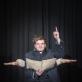 Premjerą Jaunimo teatre pristatantis režisierius Adomas Juška: man patinka dirbti, kai nesu įspraustas į teksto rėmus