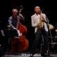 Miguel Zenon (saksofonas), Hans Glawischnig (kontrabosas) ir Henry Cole (mušamieji). D. Jadevičienės nuotr.