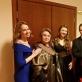 Irena Milkevičiūtė su studentais