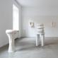 "Mindaugo Navako parodos ""Porcelianas"" galerijoje ""(AV17)"" fragmentas. L Skeisgielos nuotr."