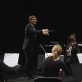 Modestas Barkauskas ir LNOBT orkestras. Koncerto akimirka