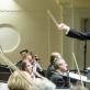 Modestas Pitrėnas ir Nacionalinis simfoninis orkestras. D. Matvejevo nuotr.