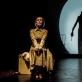 """Scena iš spektaklio """"Moters portretas"""". D. Matvejevo nuotr."""