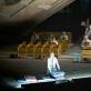 """Toma Vaškevičiūtė (Dora) spektaklyje """"Mūsų klasė"""". Nuotrauka iš LNDT archyvo"""
