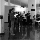 """Projekto """"Muzika erdvėje"""" akimirkos. K. Stanevičiūtės nuotr."""