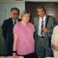 Algirdas Ambrazas, Jūratė Gustaitė, Jonas Bruveris, Ona Narbutienė, Adeodatas Tauragis, Danutė Palionytė. 2001 m. LMTA archyvo nuotr.