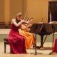 Nadia Kolmykova, Monika Mašanauskaitė ir Loukia Loulaki. M. Meilučio nuotr.