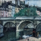 """Neemija Arbit Blatas,""""Tiltas per Seną. Paryžius"""""""