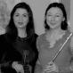 Nijolė Baranauskaitė ir Viktorija Zabrodaitė
