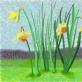 David Hockney, Nr. 118, 2020 m. kovo 16 d. iPad tapyba. © David Hockney