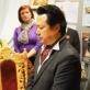 San-ky Kim parodos atidarymo metu. 2016 m. V. Mankevičiūtės nuotr.