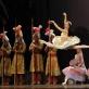 "Olga Konošenko (Gamzati) balete ""Bajaderė"". M. Aleksos nuotr."