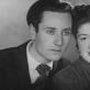Olga Šteinberg ir Aleksandras Livontas. Kaunas, 1947 m. Asmeninio archyvo nuotr.
