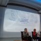 """Opera Europa"" diskusija. Mark Dakin, Charmaine Goodchild, Petra Kron Forsling, Barbara Minghetti. Autorės nuotr."