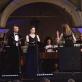 """M. Zimkus, L. Dambrauskaitė, M. Gražinytė, R. Juzuitis ir Šv. Kristoforo kamerinis orkestras. """"Kristupo festivalis"""" nuotr."""