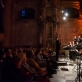 """Choras """"Jauna muzika"""" ir Vaclovas Augustinas. Organizatorių nuotr."""