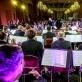 """Orkestras """"Trimitas"""". Koncerto akimirka. D. Matvejevo nuotr."""