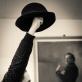 "Spektaklio ""Jelizaveta Bam"" repeticija. T. Ivanausko nuotr."