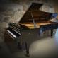 """""""Steinway & Sons"""" fortepijonas Paliesiaus dvare. A. Jakšto nuotr."""