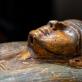Parodos 'Ką slepia sarkofagas' rengėjai žada, kad čia bus įdomu ir suagusiems, ir vaikams (S. Samsono nuotr., LNM)