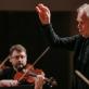 Dirigentas Andresas Mustonenas. . V. Petriko nuotr.