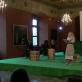 """Ieva Gaidamavičiūtė (Svavija ir Elektra), Renata Dubinskaitė (Krisilė) ir ansamblis """"Canto Fiorito"""". Organizatorių nuotr."""