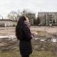 """Paullina Pukytė, """"Vidurdienį Demokratų aikštėje"""". 2017 m. R. Ščerbausko nuotr."""