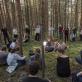 Inter-PAGAN tinklas tyrinės ir praktikuos prigimtiškumą Šiaurės Europos šiuolaikiname mene, muzikoje ir naujosiose medijose