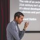 """Peter Maniura """"IMZ Academy"""" mokymuose. H. Kraxner nuotr."""