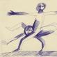 Retrospektyvinė Petro Repšio piešinių paroda